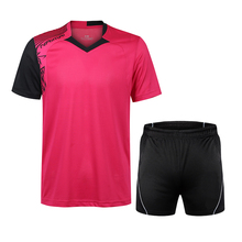 Table tennis clothes Men/Women , sports Tennis clothes , Badminton clothes suit , Tennis wear dry-cool suit 5062(China)