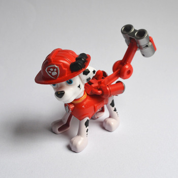Canina Figures Action Anime Juguetes Patrulla