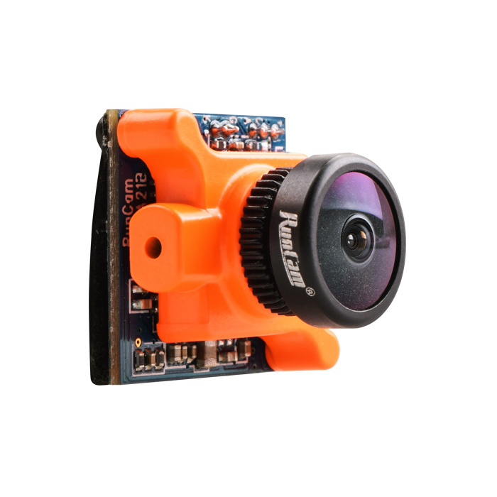 F-Cloud RunCam Micro Sparrow WDR 700TVL 1/3 CMOS 2.1mm FOV 145 Degree 16:9 FPV Action Camera NTSC / PAL Switchable for RC Drone<br>