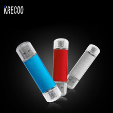 New Panic Buying Waterproof OTG Multifunctional Usb Flashdrives 64GB 32GB 4GB Pen Drive Plastic Usb Flash For Phone/ PC