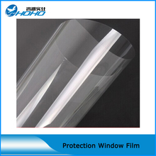 5ftx100ft( 152cmx30m) Roll size Safety film for glass window Wide application glass door/window/furniture security window film