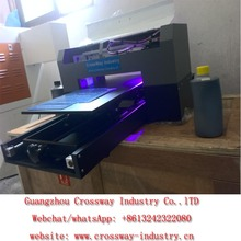 A3 size uv flatbed printing machine digital cd dvd pvc id card printer
