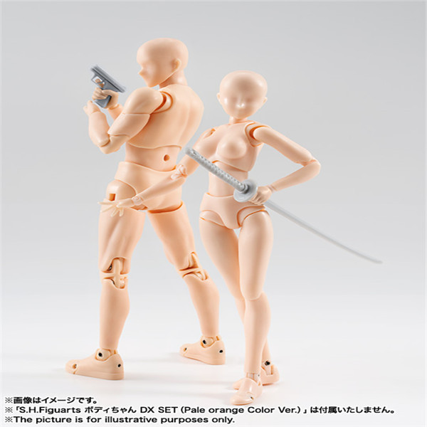 NEW 1set 15CM  anime figure SHF 2th generation figma movable with weapon action figure collectible model toys brinquedos<br>