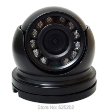 New Supply 1/4'' AHD 720P IR Mini Taxi and Car Security CCTV Camera No Reflection(China)