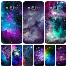 colorful space for galaxy universe cover phone case for Samsung Galaxy J1 J2 J3 J5 J7 MINI ACE 2017 2016 2015