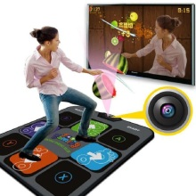 Non-Slip PVC Thickened Somatosensory Dancing Mat Game Mat Dance Pad For PC TV AV Video Game Machine