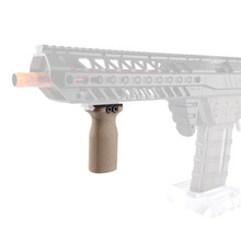 Jinming Modified Part MOE Vertical Grip for Nerf - Sand Color(China)