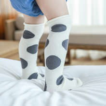 b751095c994 knee socks kids girls baby knee high socks children cotton baby girl long  socks boys toddler