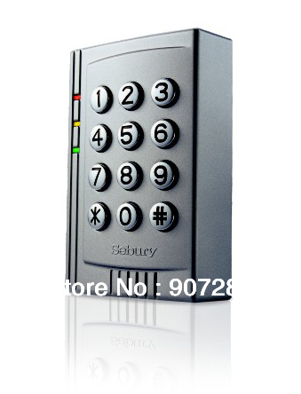 Mini Type Contactless Proximity RFID Card Access Controller Keypad K3<br>