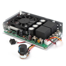 10-50V 100A 3000W Programable Reversible DC Motor Speed Controller PWM Control Hot Sale(China)