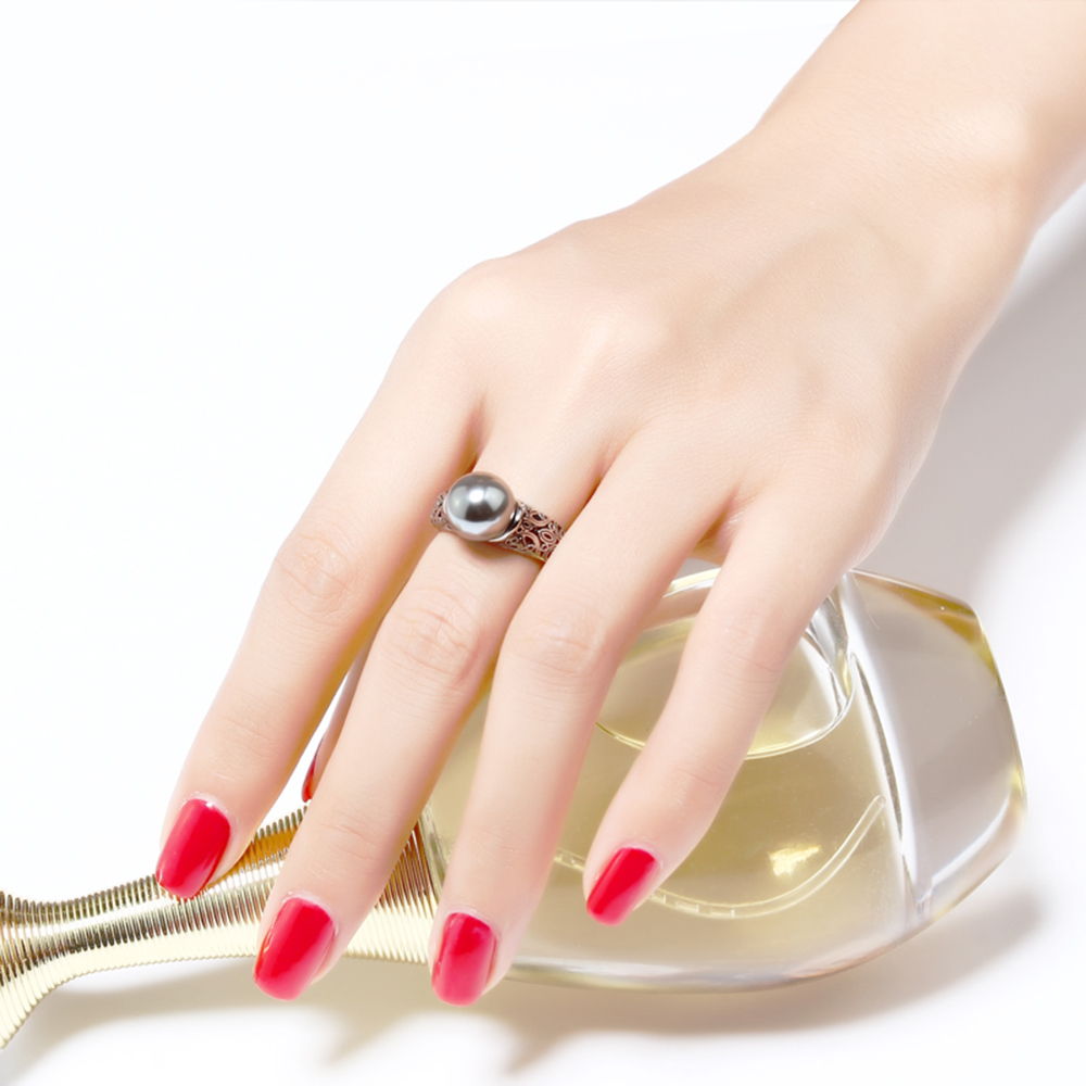 ring with gray pearl (4)