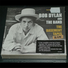 DY-01 new CD seal: Bob Dylan & The Band The Basement Tapes Raw 2CD light disk [free shipping]