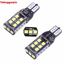800 Lumens 6000K Error Free YX-2835 Chipsets 912 921 906 904 902 W16W Led bulbs For Backup Reverse Lights