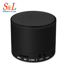 SHAOLIN Bluetooth Speaker Portable Speaker for MP3/ipad/iphone Support Call with Built-in Battery Wireless Computer Speakers