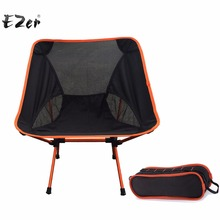 Modern Outdoor Beach Camping Chair for Picnic fishing chairs Folded chairs for Garden,Camping,Beach,Travelling,Office Chairs(China)