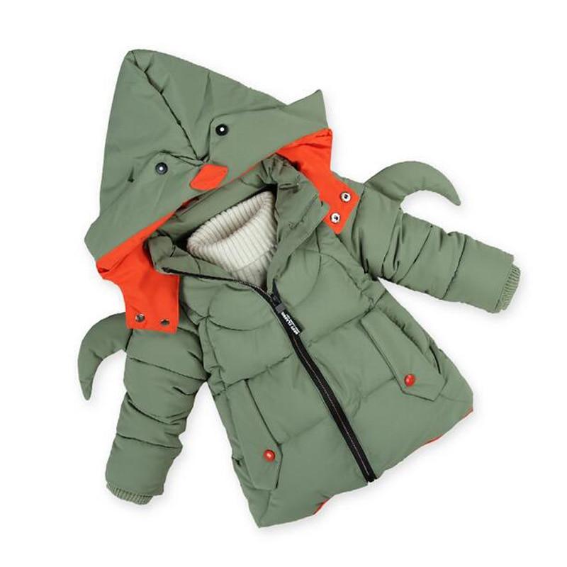 New Kids Toddler Boys Cartoon Jacket Coat &amp; Jackets For Children Outerwear Clothing Casual Baby Boy Clothes Winter WindbreakerÎäåæäà è àêñåññóàðû<br><br>