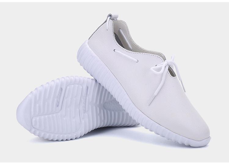 AH 2816 (20) Women's Leather Flats Shoes