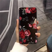 SZYHOME Phone Cases For OPPO R9 R9S Plus Case Floral Cat Discounted For OPPO R9 R9S Plus Embossment Mobile Phone Cover Capa 2