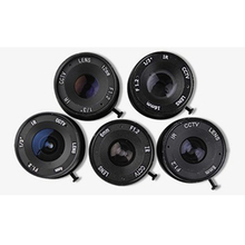 cctv lens f1.2  for cctv camera 16mm  iris lens manual zoom  CS interface monitoring  camera lens