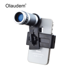 Camera Lens 8X Telescope Zoom Telephoto for iPhone 4 4S 5 5S 5C 6 Samsung Galaxy S S2 S3 S4 S5 Note 2 3 Mobile Phone Smartphone(China)