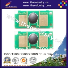 (CS-DH2500D) compatible smart reset drum chip for HP CC3964A CC3964 CC 3964A 3964 laserjet 1500 2500 2550 free shipping by dhl