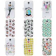 Buy Case Samsung Galaxy S4 S4 Mini i9500 i9190 Soft TPU Mobile Phone Case Fundas Samsung Galaxy S4 Cases Silicone Back Cover for $1.14 in AliExpress store