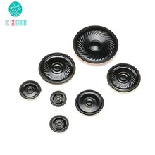 5pcs Small Speaker 8 ohm 0.5W Speakers Diameter 20/23/28/30/36/40/50MM 2CM 3CM 4CM 5CM Mini Audio Loudspeaker 8R 0.5 Watt