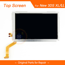 Upper Top LCD Screen for Nintendo NEW 3DS XL 3DS LL 3DSXL 3DSLL (2015 Version) Replacement Repair Parts
