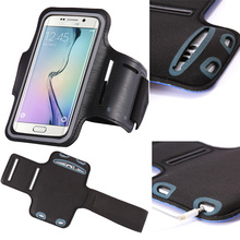 "LINGWUZHE #2 Mobile Phone Workout Arm band Running Sports Arm Belts Cover For EE Harrier mini 4.7"" / AIRIS 4"" DUAL CORE TM420"