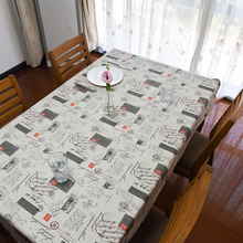 2017 New Arrival Europe Style Linen Table Cloth Printed High Quality Tablecloth Table Cover manteles para mesa Free Shipping