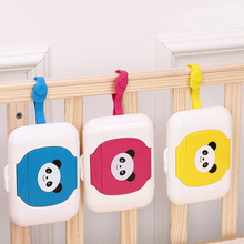 Wet Tissue Box Plastic Automatic Case Real Tissue Case Baby Wipes Press Pop-up Design Home Tissue Holder Accessories(China)