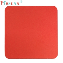 New Comfortable Non-slip Super Thin Soft Mouse Pad for PC Notebook Laptop Tablet PC KXL0216