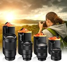 DSLR Camera Lens Lenses Bag Camera Lens Bag Case Pouch Waterproof Padded Protector DSLR Nikon Canon Sony Pentax Lens bags