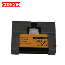 For BMW ICOM A3+B+C+D Professional Diagnostic Tool Hardware V1.40 with Free Wifi Function(China)