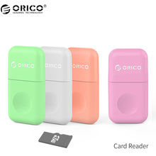 ORICO CRS12 Card Reader Portable Multifunction USB 3.0 Dual Card Reader For TF Mini Card Reader(China)