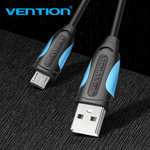 Vention Micro USB Cable Fast Charging Wire Android Mobile Phone Data Sync Charger Cable 3M 2M 1M Samsung HTC Xiaomi Sony