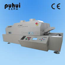 FREE SHIPPING PUHUI T960 Infrared IR Reflow Oven IC Heater BGA Rework Station T-960(China)