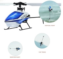 Professional Rc Helicopter WLtoys V977 Power Star X1 Dron 6CH 2.4G Brushless Remote Control Helicopter Toy for children gift(China)