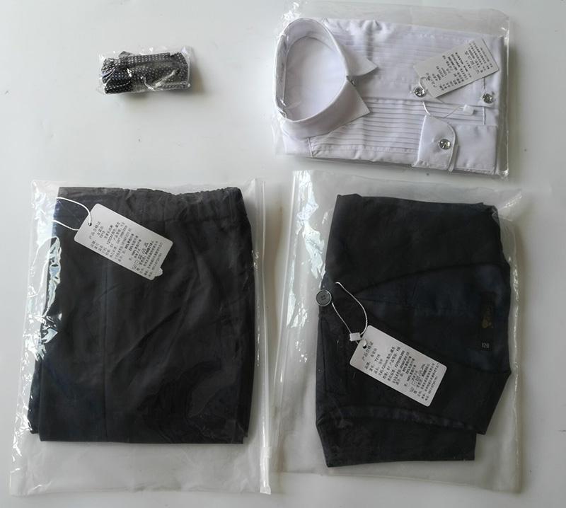 BOYS VEST CLOTHING SET (2)