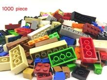 1000pcs Building Blocks City DIY Creative Toys Child Educational Kids Bulk Assemle Model Bricks Compatible Lego Classic