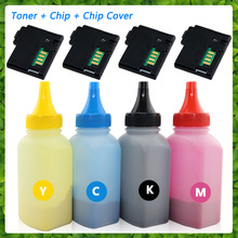 Toner Powder Compatible Fuji Xerox Phaser 6000 6010 WorkCentre 6015, 106R01634/ 1631/ 1632/ 1633 Color Bottle Toner Powder(China)