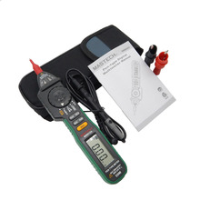 MASTECH MS8212A Pen type Digital Multimeter Multimetro DC AC Voltage Current Tester Diode Continuity Logic Non-contact Voltage