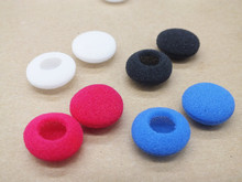 10pairs 20pcs 18mm Foam Earbud earphone ear buds Headphone Ear pads cushion Replacement Sponge Covers Tips For Headset MP3 MP4