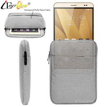 Mobile Phone Bag Sleeve Case for Huawei Honor Note 8 EDI-AL10 / P8 Max DAV-701L Protective Pouch Cover Capa