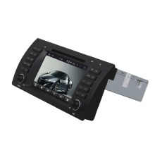 "2GB RAM Octa Core 1 din 7"" Android 6.0 Car Radio dvd Player for BMW M5 E39 X5 E53 With GPS Bluetooth 4G WIFI USB Mirror link(China)"