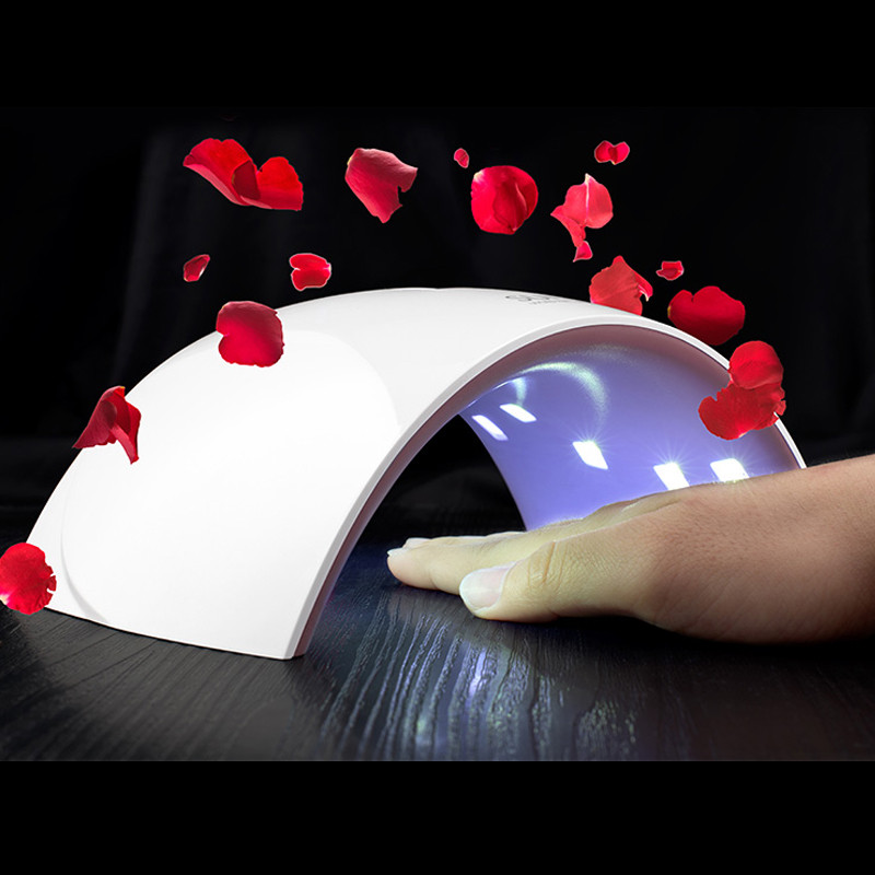 New SUN9C  UV LED  Lamp Nail Dryer Polish Machine  for Curing Nail Gel Art Tool Can use In Home Professional  Nail Gel Machine<br>