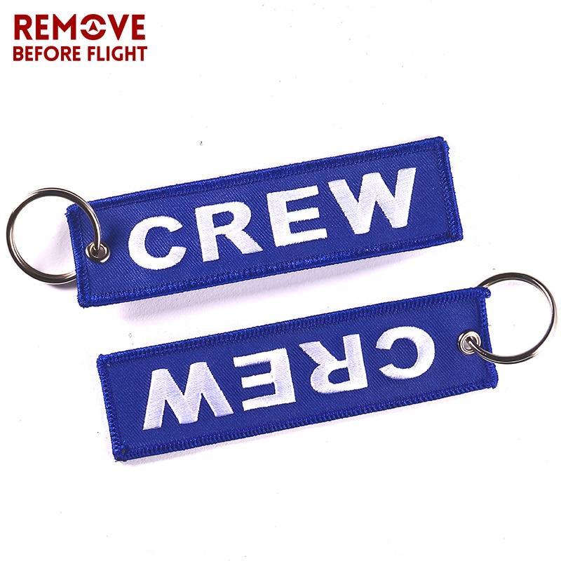 CREW KEY CHAINS BLUE4