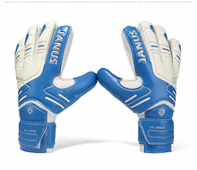 Quality 3Color Size 7-10 Latex Professional Soccer Football Goalkeeper Gloves Football Ball Game Training