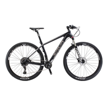 "SAVA DECK380 Mountain Bike 29"" T800 Carbon Fiber Frame Complete Hard Tail MTB Cycle Bicycle with SRAM GX 2 x 11 Speed Group Set(China)"