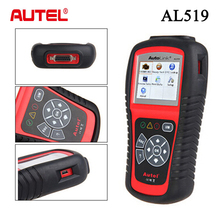 2016 New Product Original Autel AutoLink AL519 OBDII EOBD & CAN Scan Tool Autel AL 519 Support Online Update DHL Free Shipping